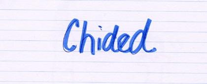 1chidedb